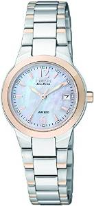 Citizen Eco-Drive Silhouette Ladies Watch