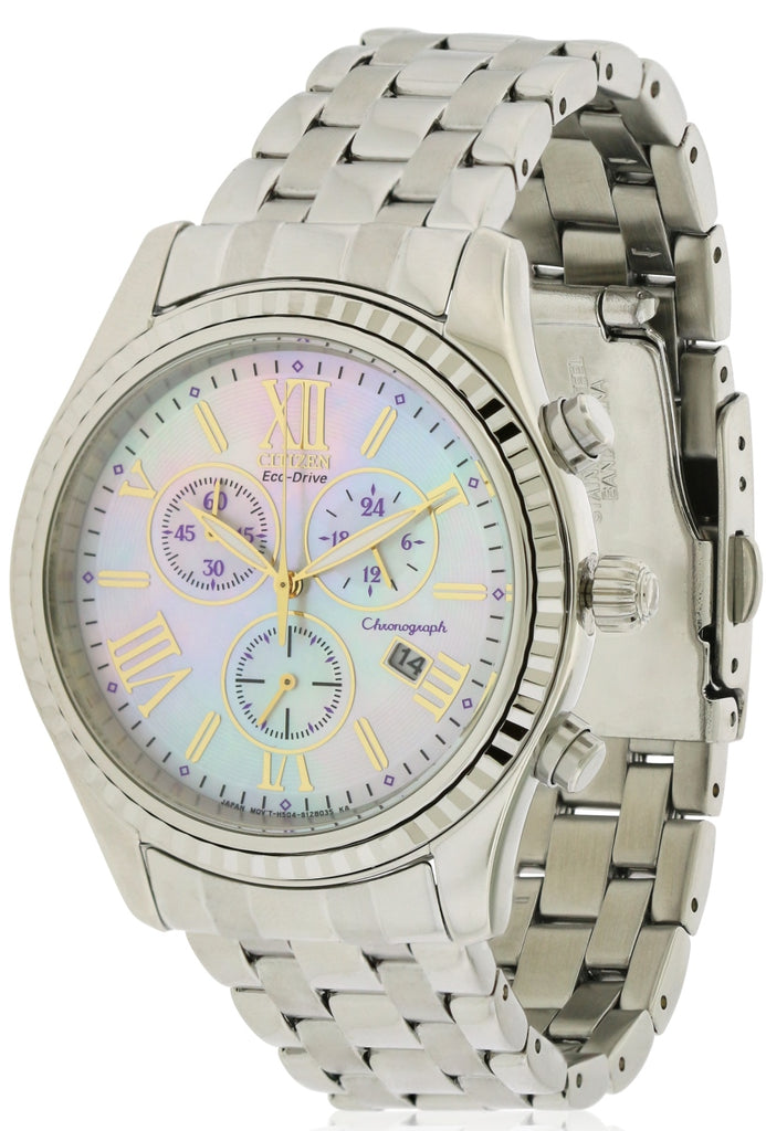 Citizen Eco-Drive AML Chronograph Ladies Watch