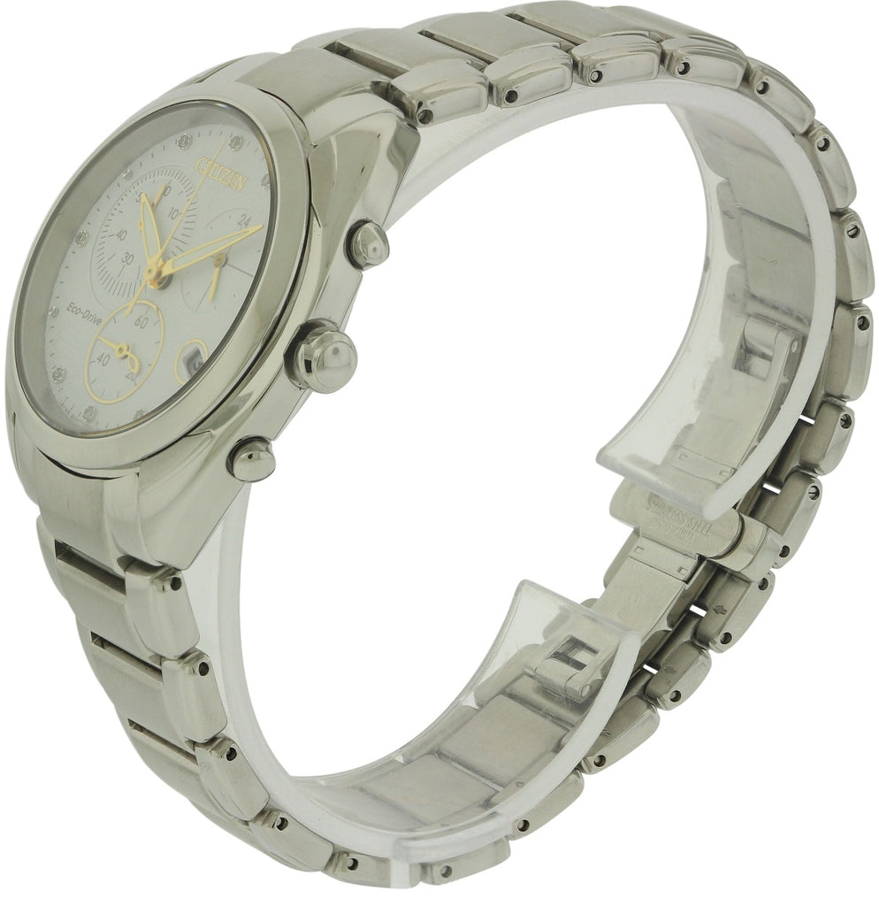 Citizen Eco-Drive Celestial Diamond Chronograph Ladies Watch