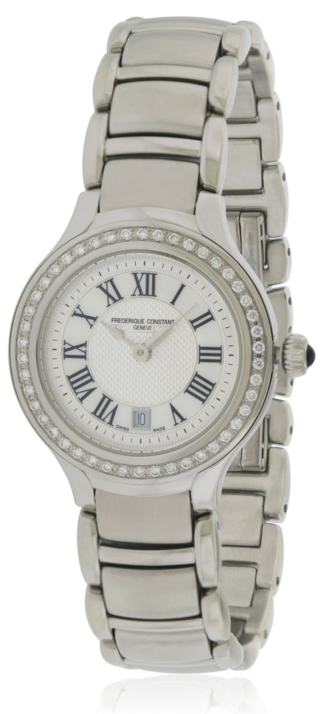 Frederique Constant Geneve Delight Diamond Ladies Watch