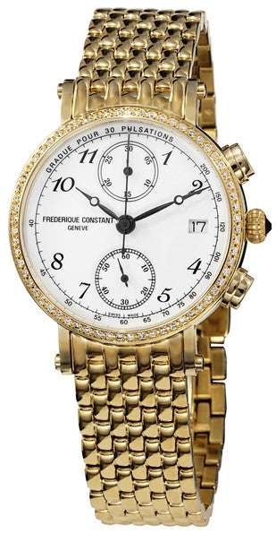 Frederique Constant Classics Ladies Watch