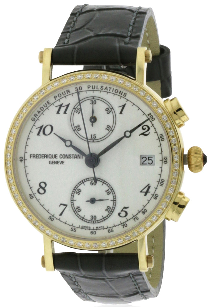 Frederique Constant Classics Chronograph Ladies Watch