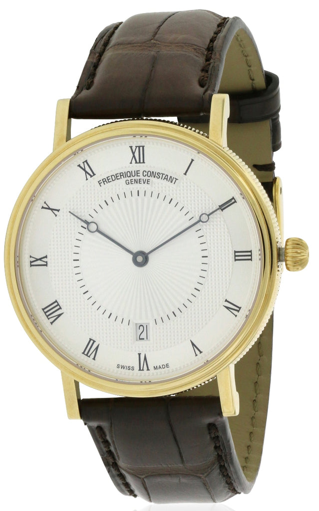 Frederique Constant Classics Mens Watch