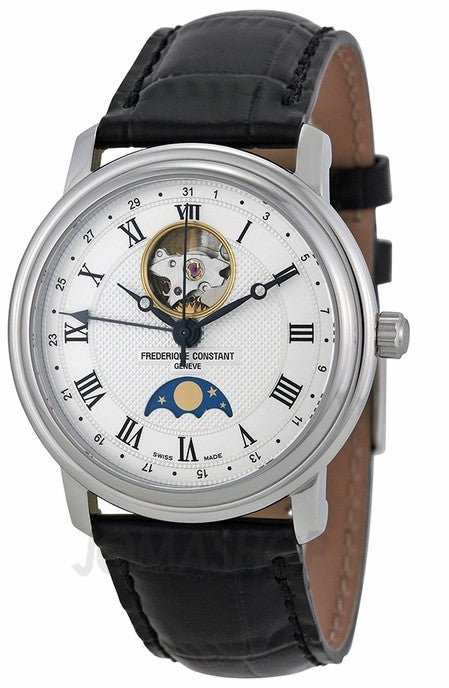 Frederique Constant Runabout Moonphase Mens Watch