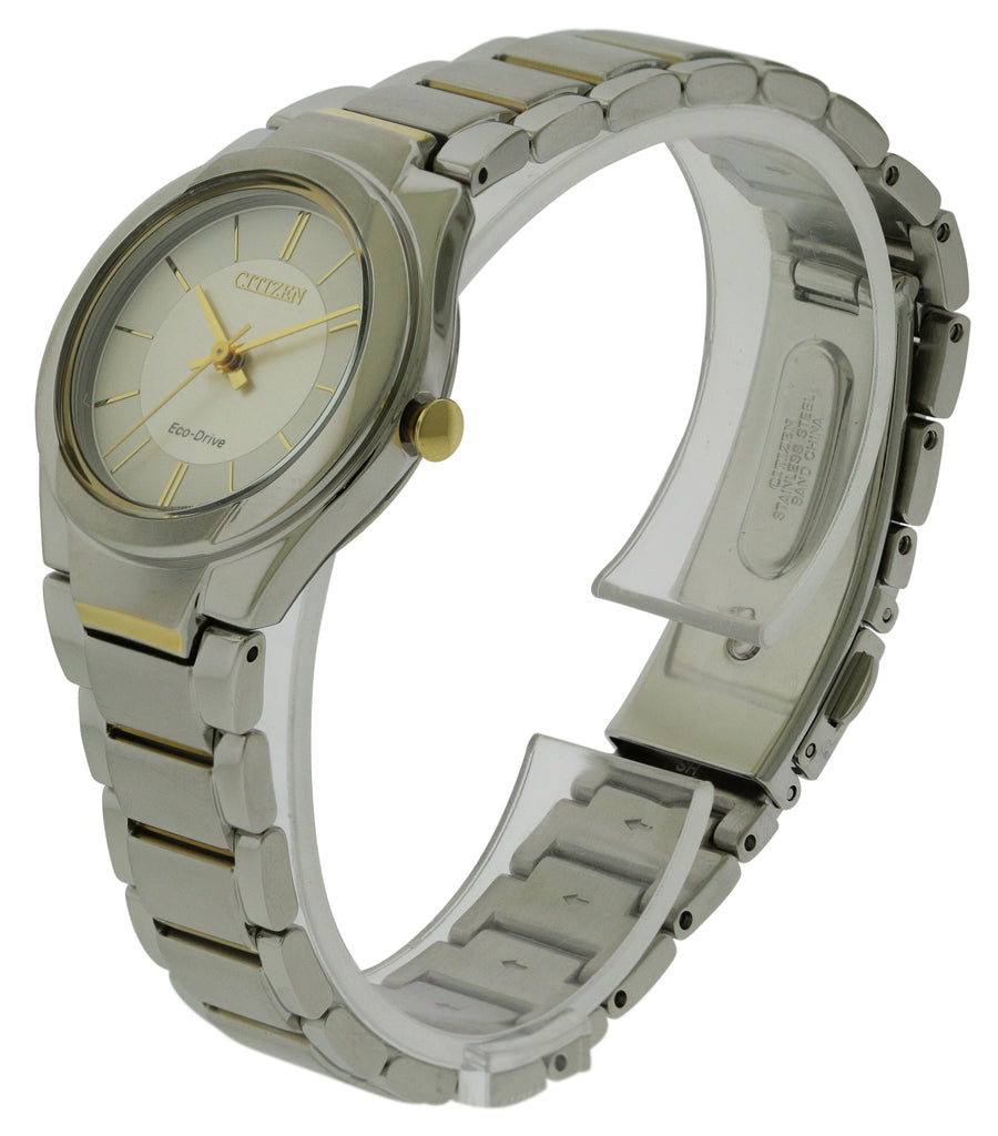 Citizen Eco-Drive Paradigm Two-Tone Ladies Watch