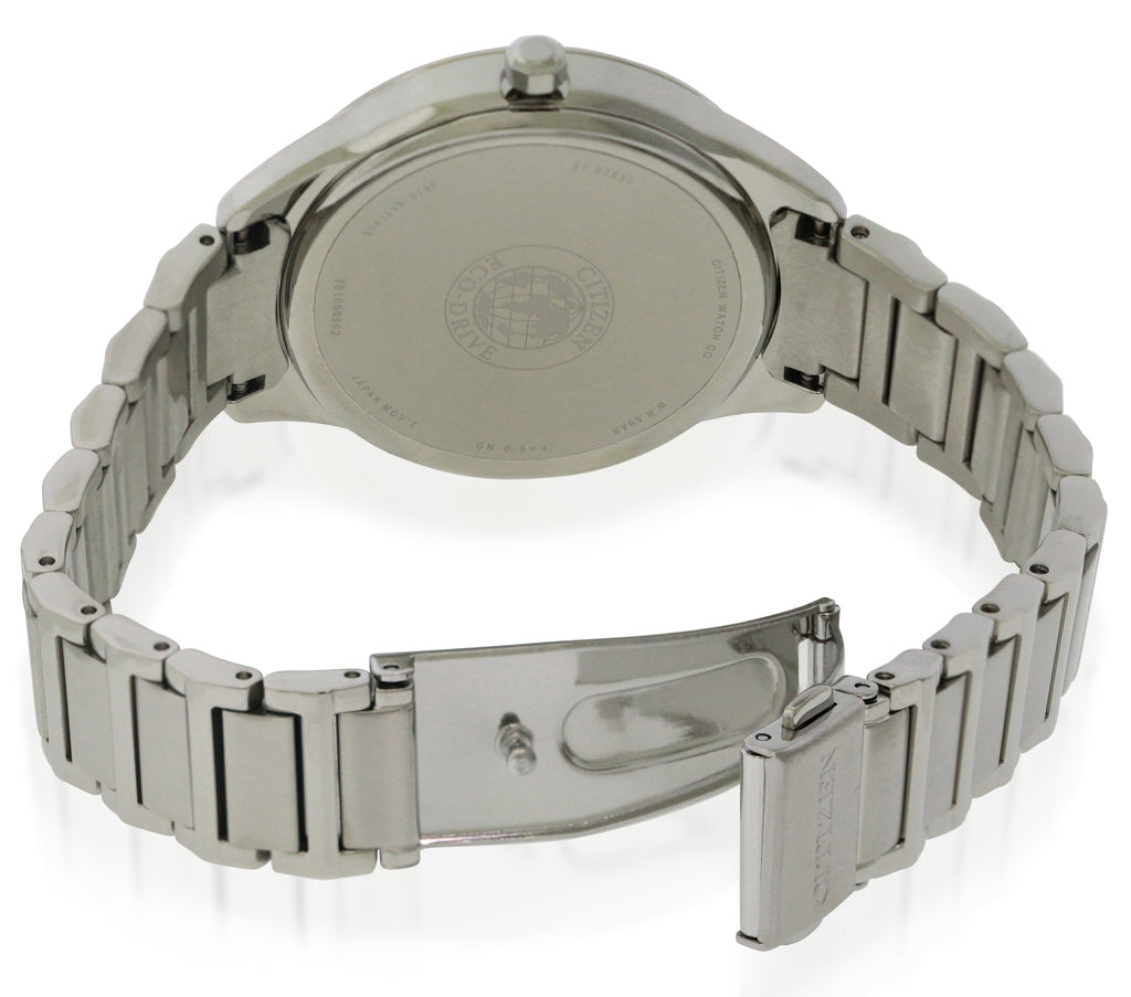 Citizen Eco-Drive Chandler Stainless Steel Ladies Watch