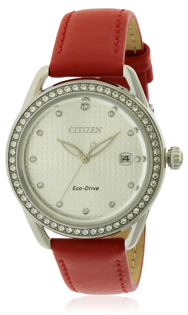 Citizen Drive LTR Leather Ladies Watch
