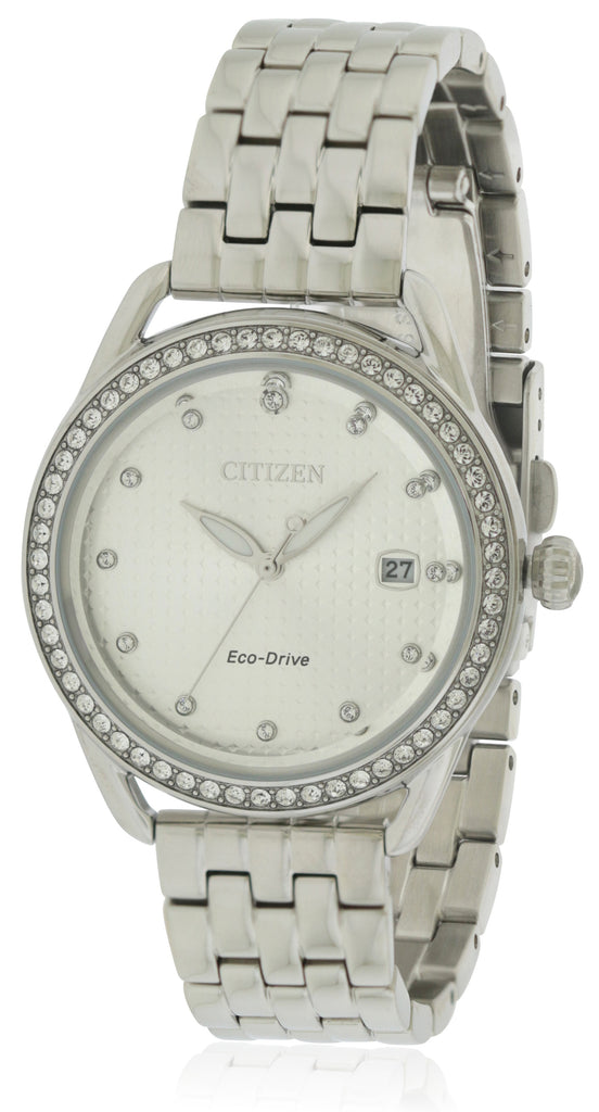 Citizen Eco-Drive Stainless Steel Ladies Watch