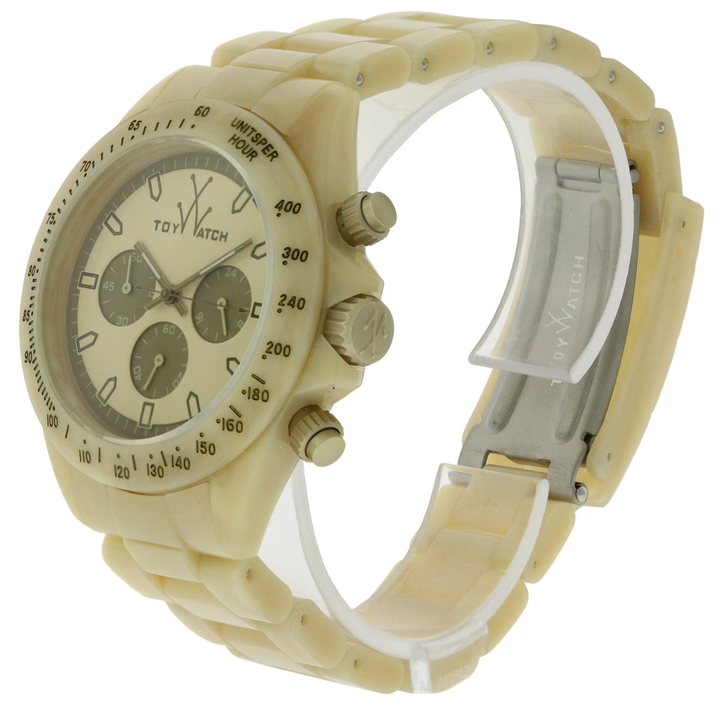 ToyWatch Imprint Horn   Chronograph Unisex Watch