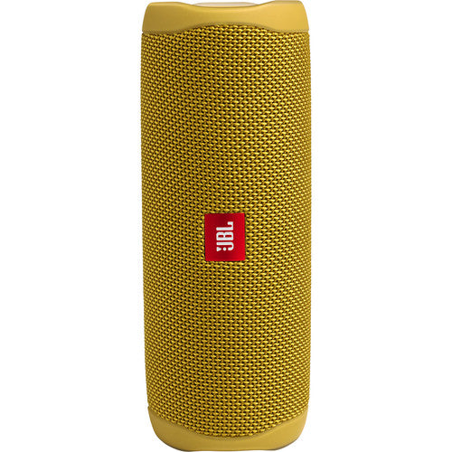 JBL Flip 5 Waterproof Bluetooth Speaker - Yellow