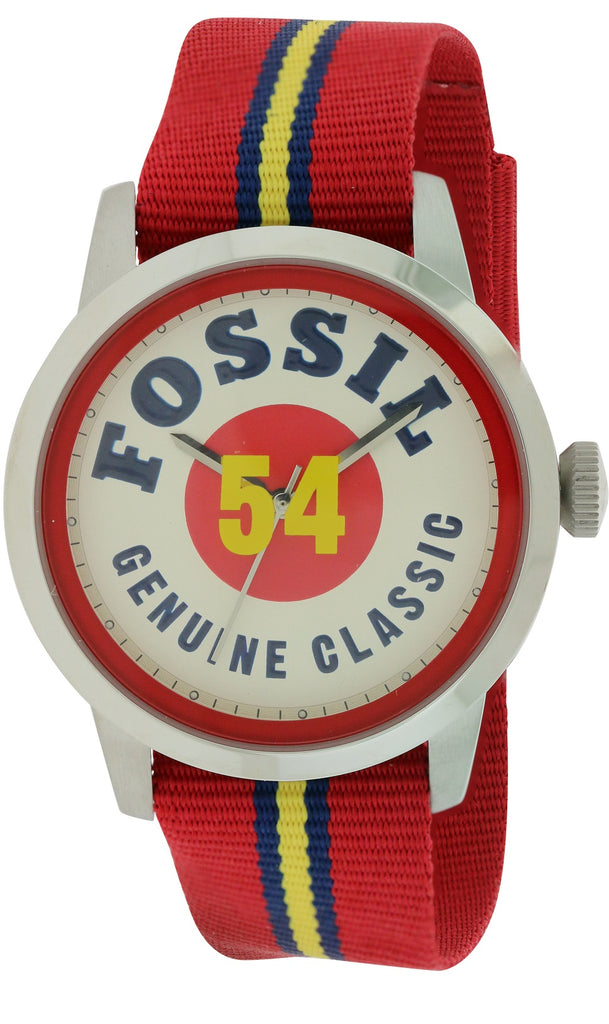 Fossil Townsman Nylon Mens Watch