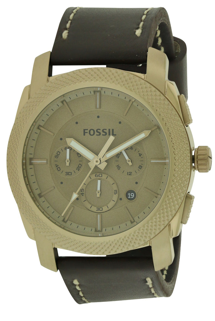 Fossil (Open Box) Machine Mens Watch FS5075