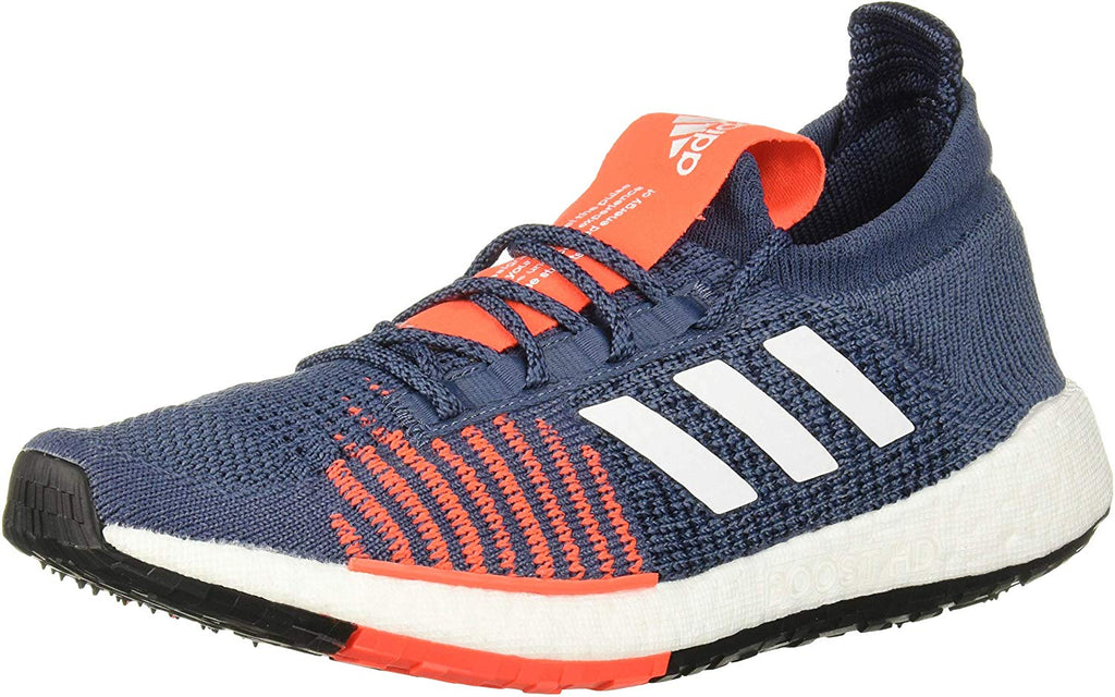 adidas Originals Mens PulseBOOST HD Running Shoe - tech Ink/Grey/Collegiate Navy - Size: 9