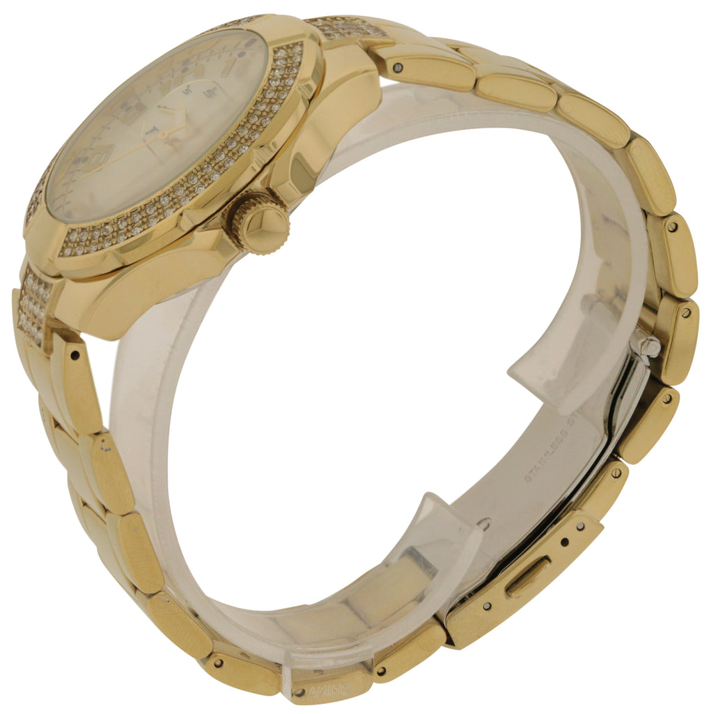 GUESS Gold Waterpro Ladies Watch