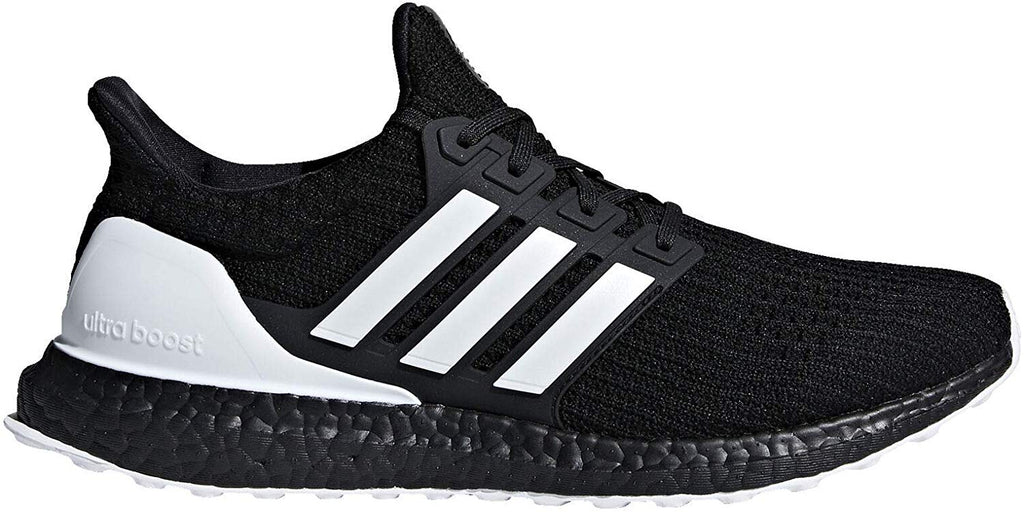 adidas Originals Mens Ultraboost Running Shoe - Black - Size: 9