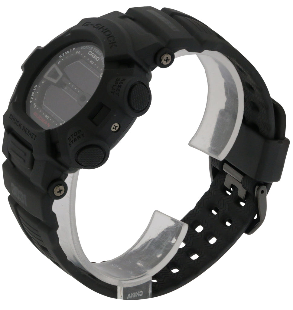 Casio Men's G-Force Military Concept Black Digital Watch