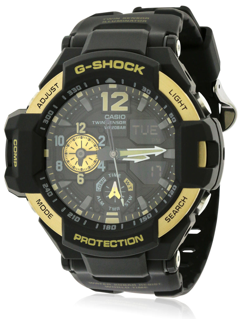 Casio G-Shock GRAVITYMASTER Mens Watch