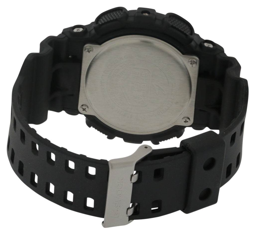 Casio G-Shock Black Ana/Digi Mens Watch