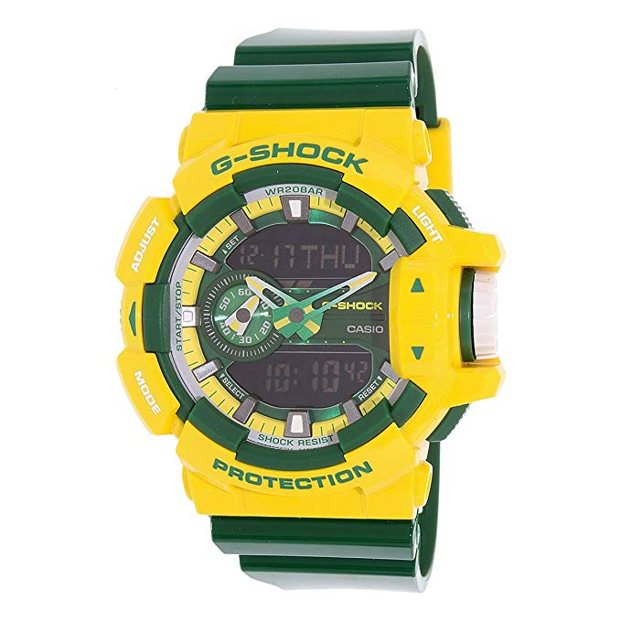Casio G-Shock Analog-Digital Crazy Colors Mens Watch