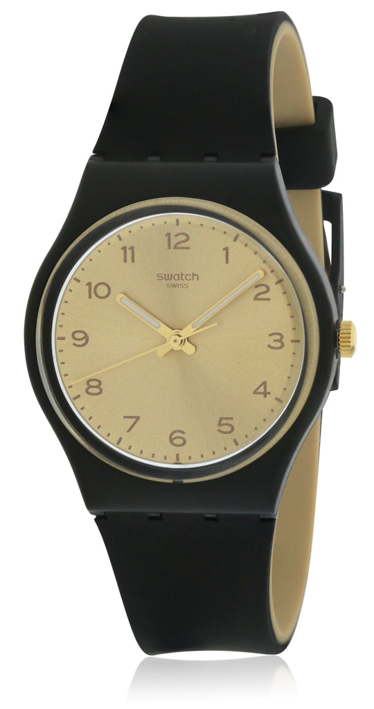 Swatch GOLDEN FRIEND TOO Unisex Watch