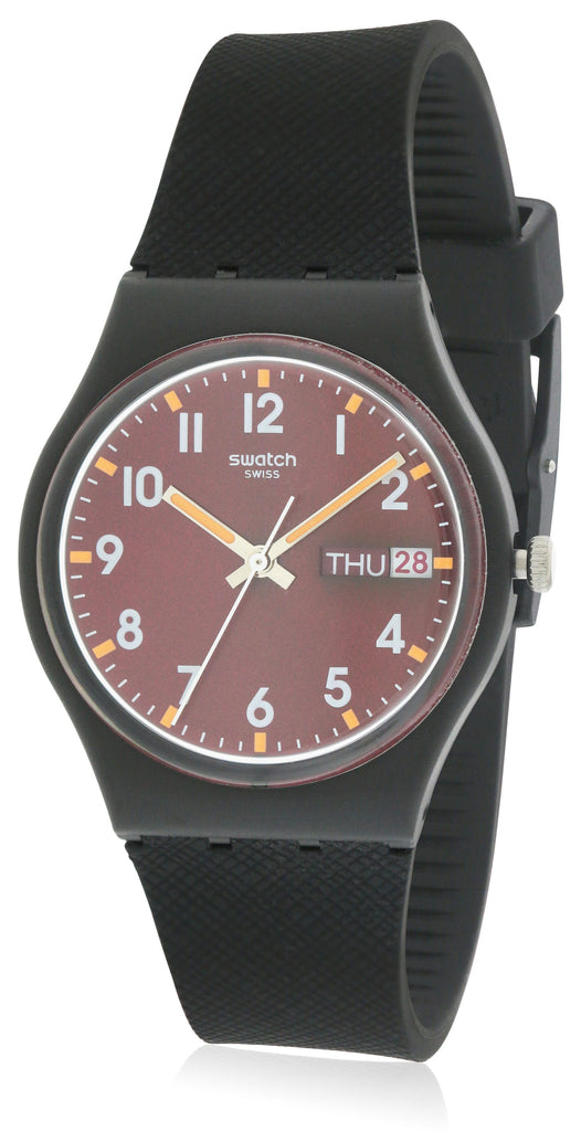 Swatch Sir Red Unisex Watch
