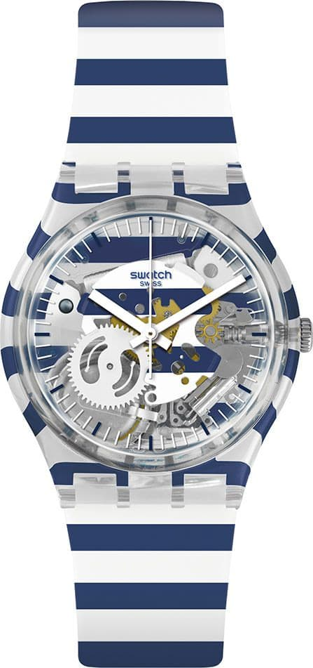 Swatch Just Paul Unisex Watch