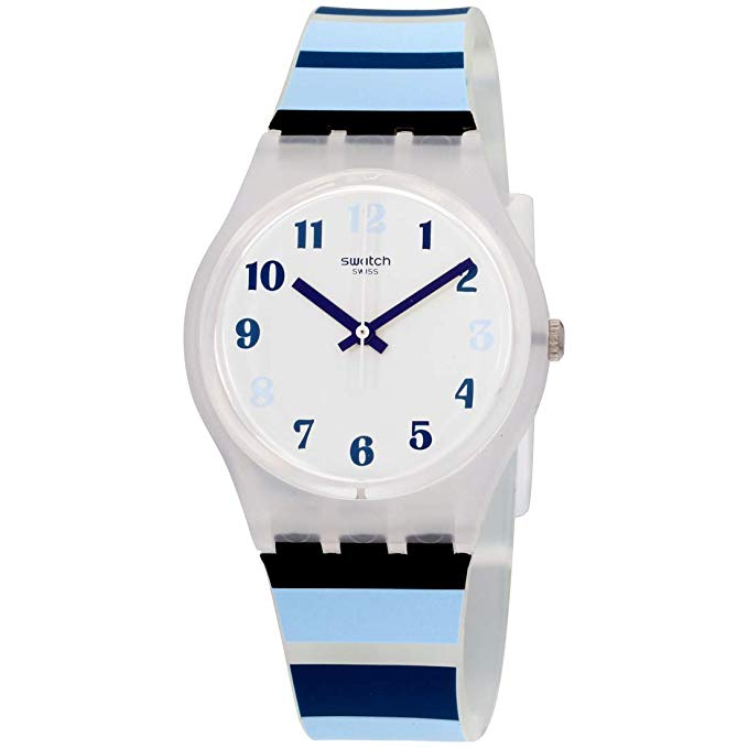 Swatch NIGHT SKY Ladies Watch