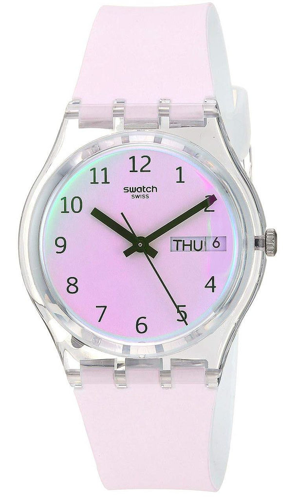Swatch Ultrarose Ladies Watch