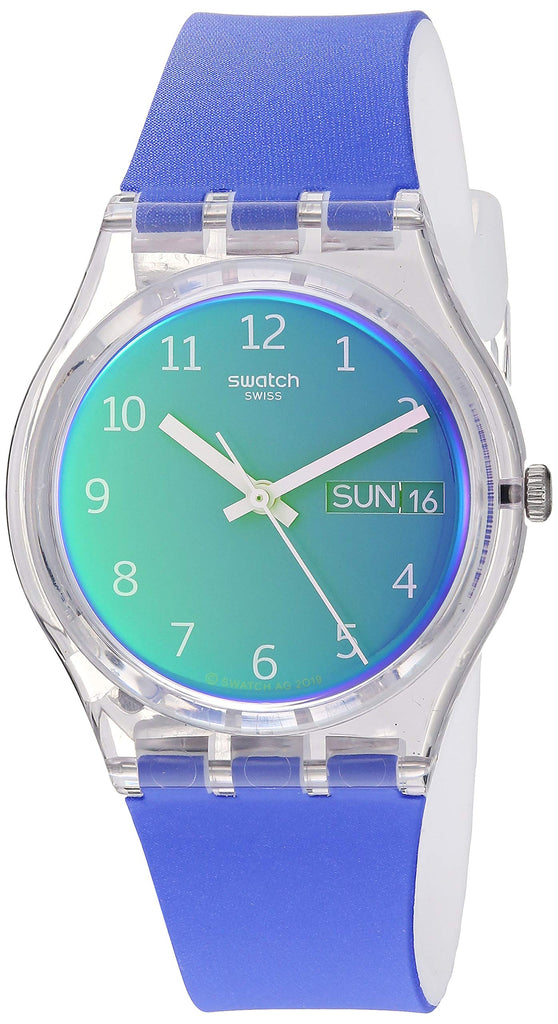 Swatch Ultralavande Ladies Watch