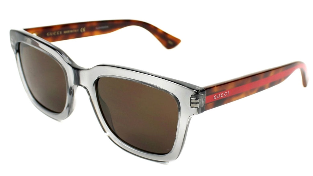 Gucci HavanaGrey Mens Sunglasses -