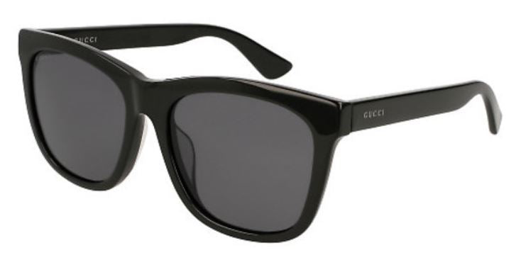 Gucci Black Ladies Sunglasses -