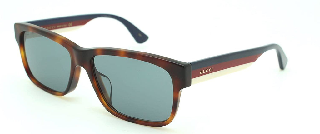 Gucci Havana Ladies Sunglasses -