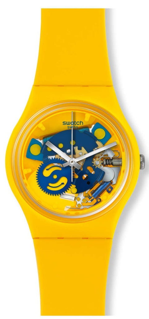 Swatch POUSSIN Unisex Watch