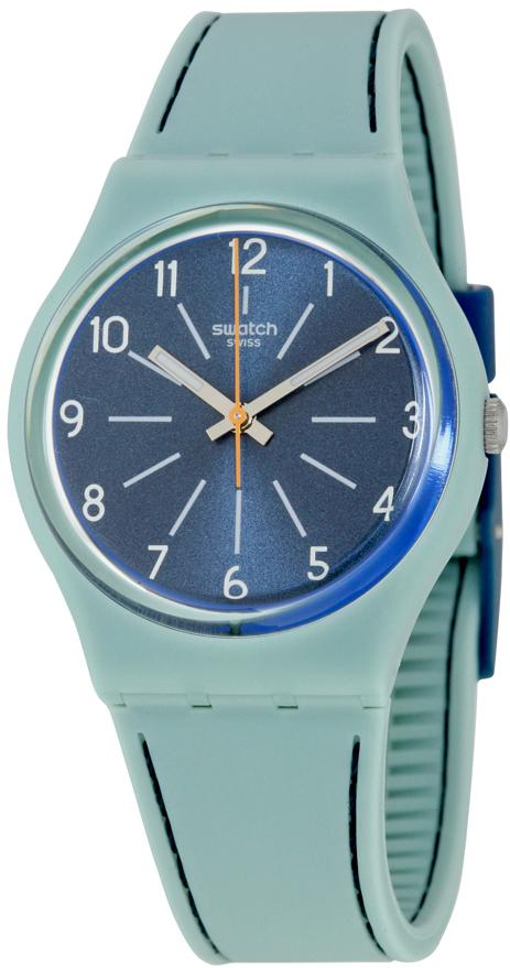 Swatch BLUE SICHES Unisex Watch
