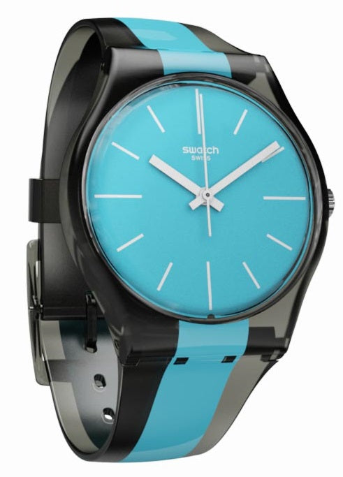 Swatch AZZURRAMI Unisex Watch