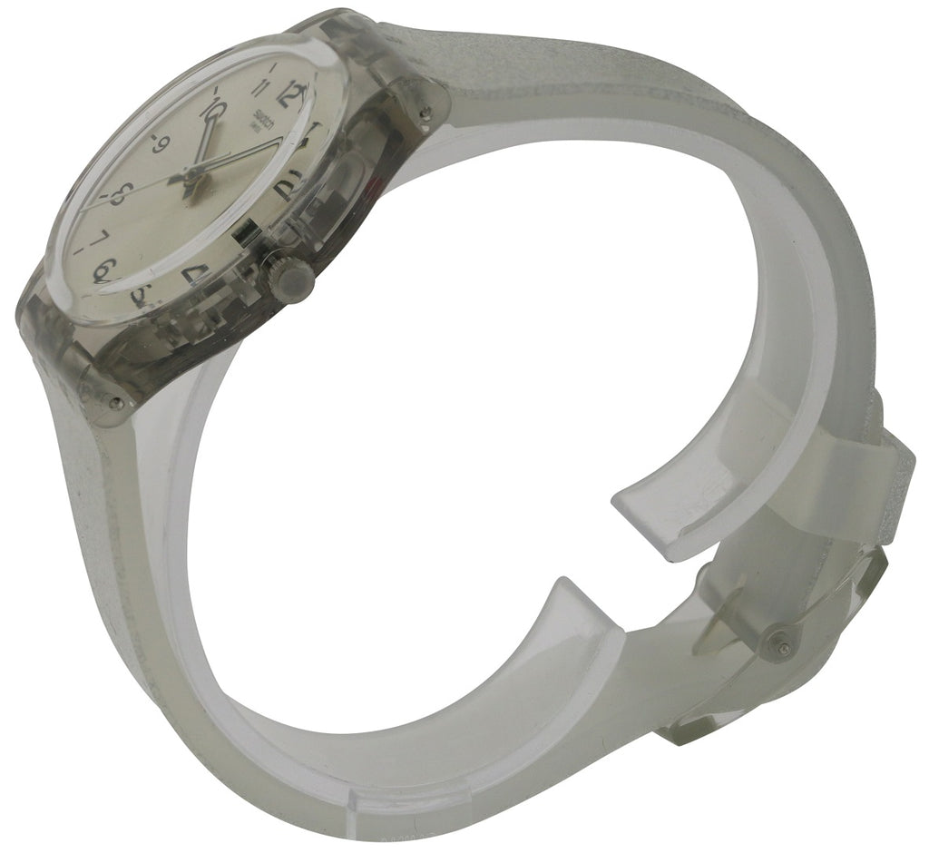 Swatch SILVERBLUSH Unisex Watch