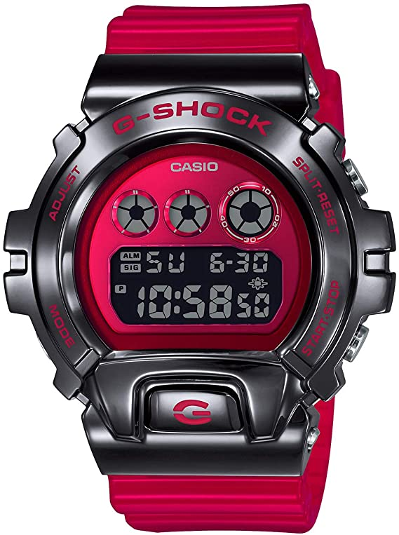 Casio G-Shock 25th Anniversary Limited Metal Mens Watch