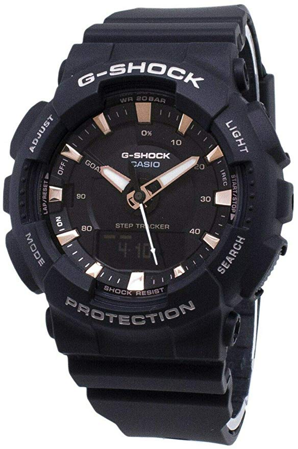 Casio G-Shock Step Tracker Ladies Watch -