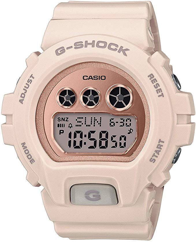 Casio G-Shock Pink Ladies Watch -
