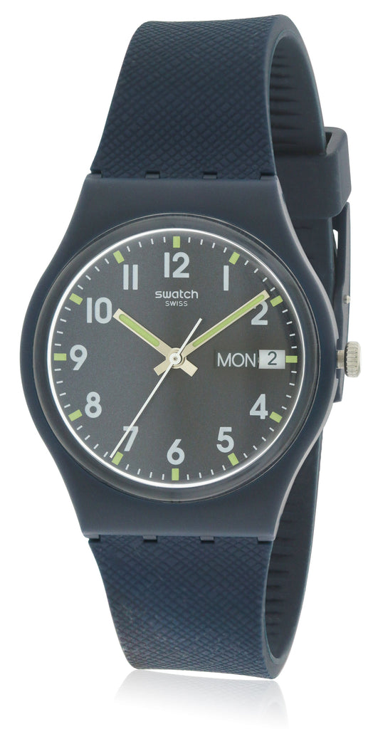 Swatch Sir Blue Unisex Watch