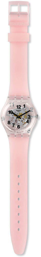 Swatch Pink Board Ladies Watch