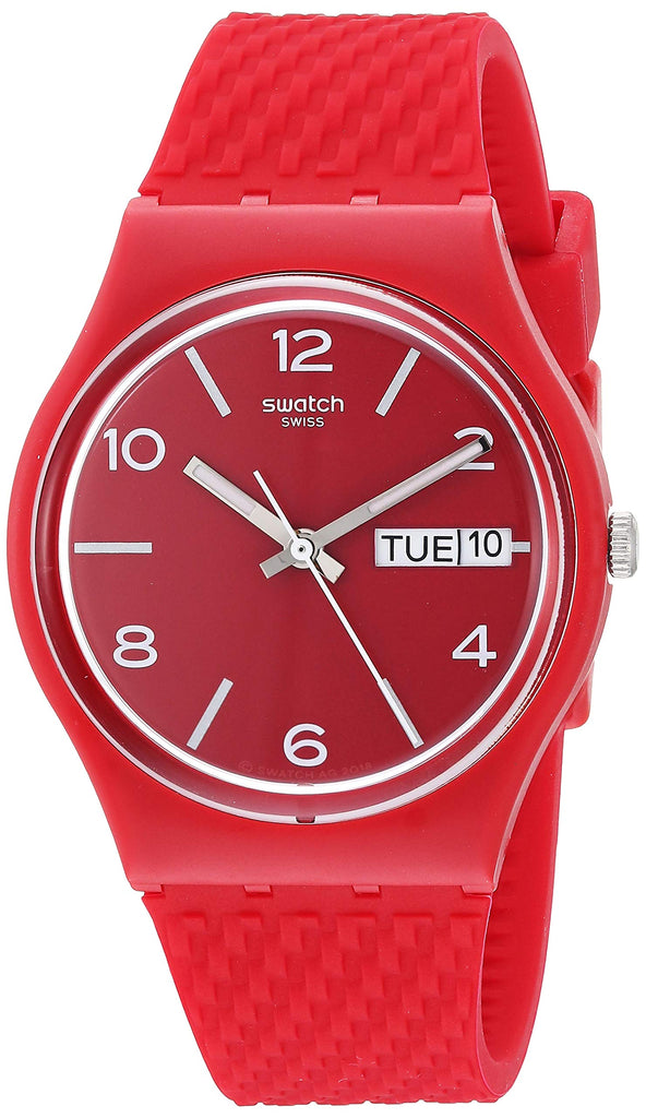 Swatch LAZERED Ladies Watch