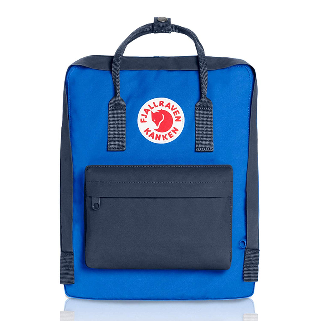 Fjallraven - Kanken Classic Backpack for Everyday - Graphite/UN Blue