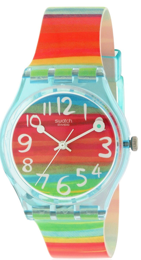 Swatch Color The Sky Ladies Watch