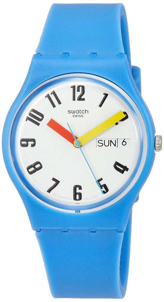 Swatch Sobleu Ladies Watch