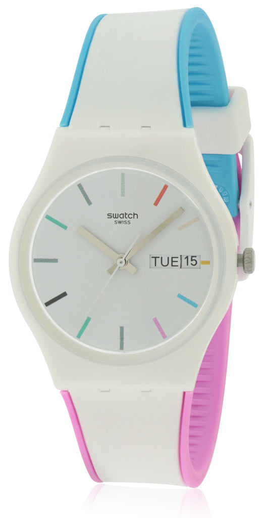 Swatch EDGYLINE Ladies Watch