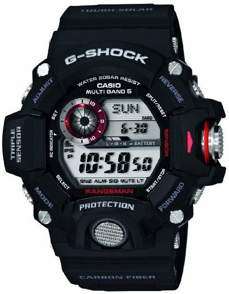Casio G-Shock Master Of G Rangeman Solar Mens Watch