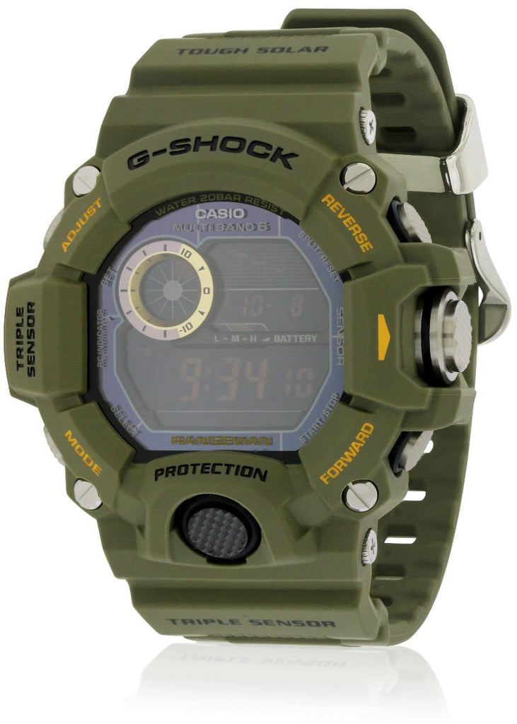 Casio G-Shock Rangeman Mens Watch