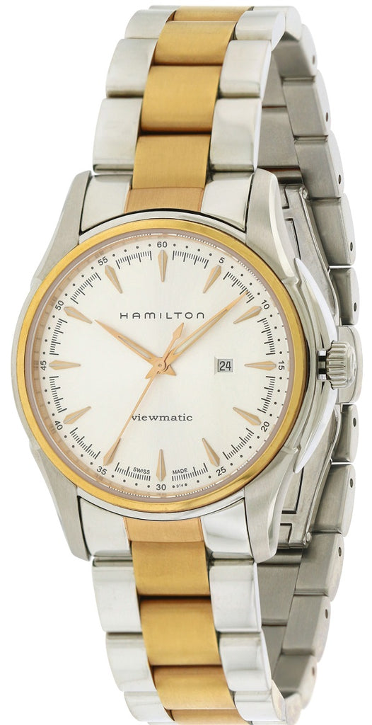Hamilton Jazzmaster Viewmatic Automatic Two-Tone Mens Watch