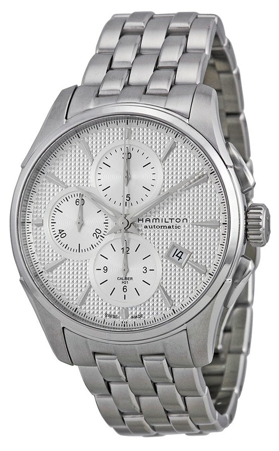 Hamilton Jazzmaster Automatic Chronograph Mens Watch
